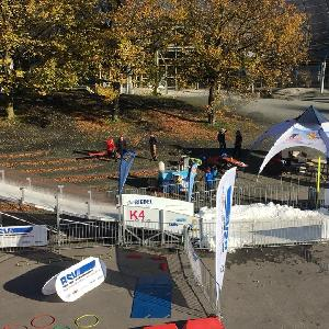 Der Ski-Club beim Outdoorsportfestival